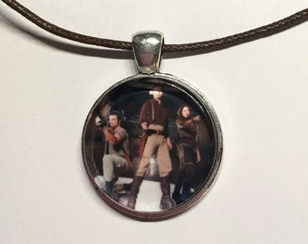Firefly/ Serenity necklace