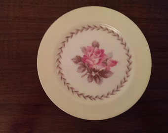 Noritake Rose Salad Plate - 1947 - Made in Occupied Japan