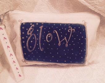 Glow Makeup Clutch