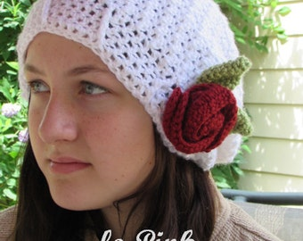 The Beulah Slouchie **Crochet Pattern**
