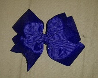 Pinwheel Bow 4 inches