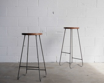 Classic industrial Bar Stool