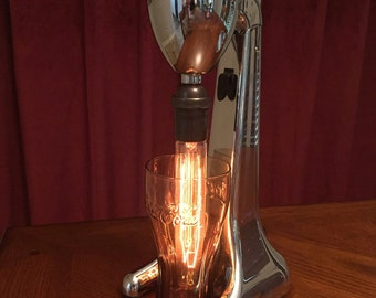 Illuminated Milkshake Mixer