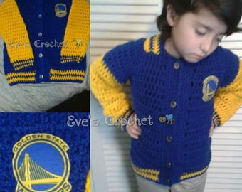 Crochet warriors jacket
