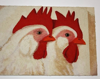 Cocks.