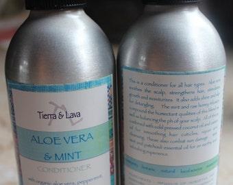 Aloe Vera & Mint Conditioner 240ml