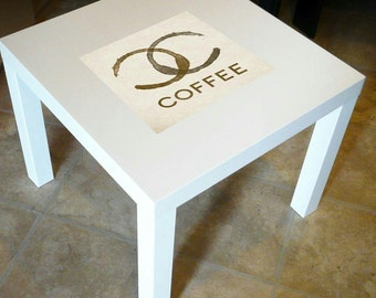 the literal coffee table