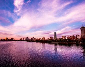 River Views - Boston Skyline