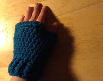 Fingerless Hand Gloves