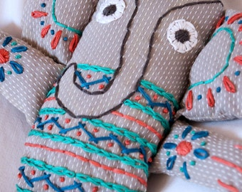 Customized Elephant Stuffed Animal