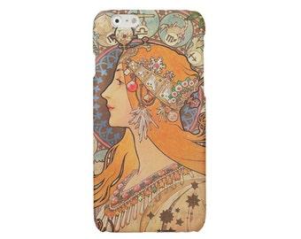 Mucha iPhone 6 7 case Art Nouveau iPhone 6 7 Plus classic art iPhone 5 5S cover iPhone SE iPhone 4 4S case Samsung S7 Galaxy S4 S5 S6 case