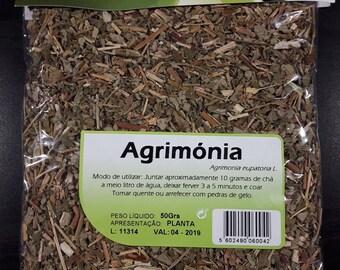 Agrimonia Eupatoria Plant Tea (Sticklewort) Organic 100% Natural Medicinal 50g