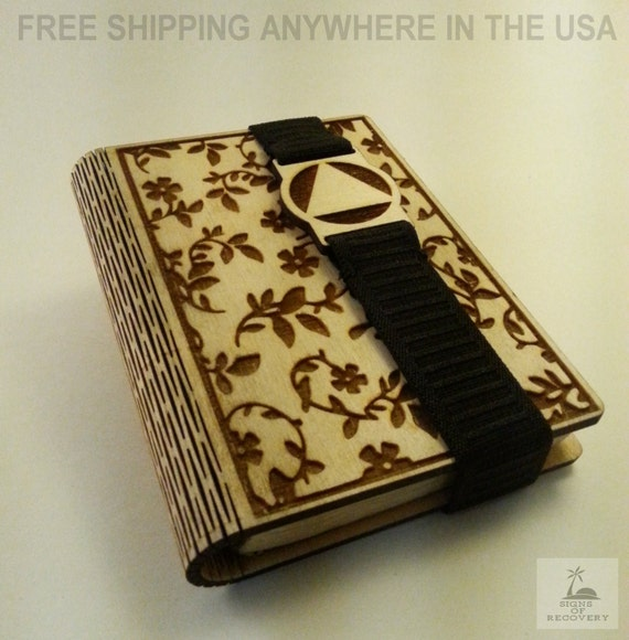 Wood Book Cover Material : Wooden aa big book cover for pocket sized edition free
