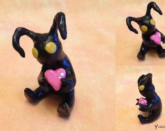 Handmade Heartless Sculpture