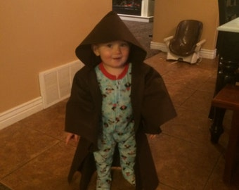 Baby Star Wars Jedi Robe