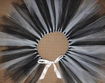 Black and White Ballarina tutu