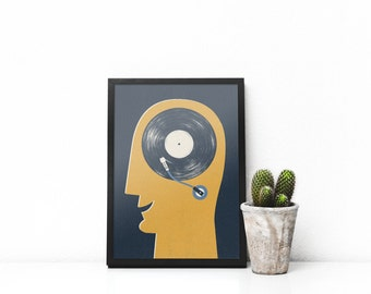 Music is a state of mind