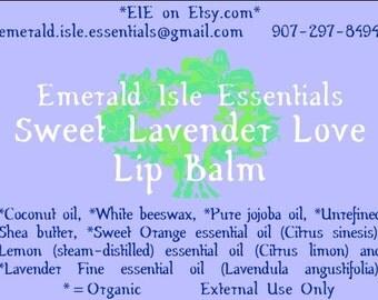 Sweet Lavender Love Lip Balm