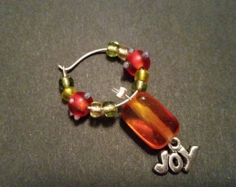 Design your own wine charms