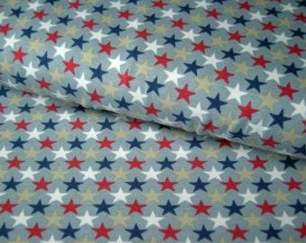 Stenzo Cotton Jersey grey with stars
