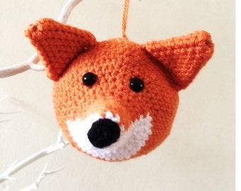 Fox Hanging Decoration (Bauble)