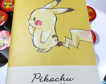 NEW pokemon pikachu notebook