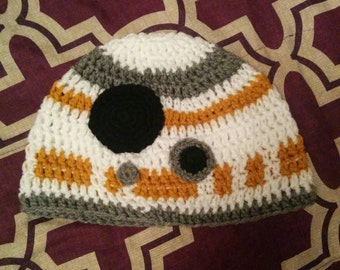New droid - inspired hat