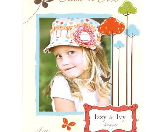 Jack and Jill hat pattern, Izzy & Ivy Designs