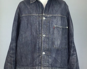 Vintage Levi's Denim Jacket - Size XL