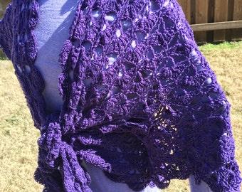 Lace Crochet Zen Jacket