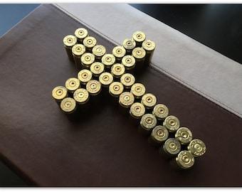 40S&W (gold) Bullet Cross
