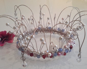 Pretty Crown style Tiara