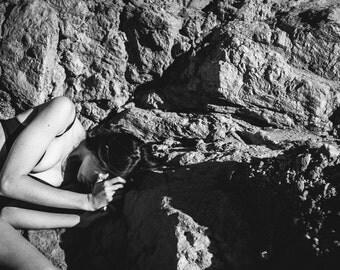 Fine Art Photography, Figure, Black and White, Original