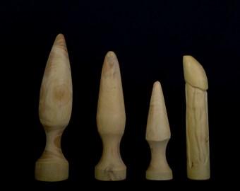 BUTT PLUG, the art or the art of the dildo dildos