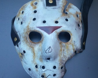 Jason Voorhees hockey mask Friday the 13th