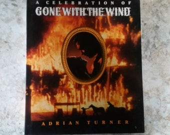 Gone With the Wind coffee table book