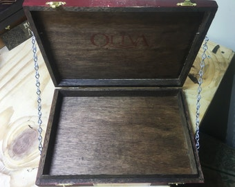 Cigar Box Shelf