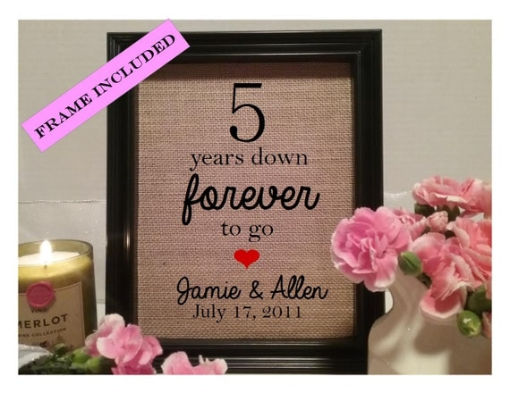 Wedding Gift 11 Years : year wedding anniversary gift, 5th wedding anniversary, Wedding gift ...
