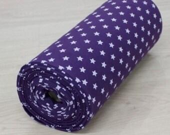 Rib star purple