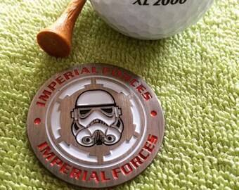 Golf Ball Marker Star Wars