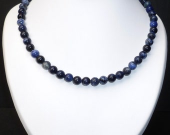 Necklace Sodalite
