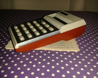 Sharp elsi mate el-208 Calculator. 1979