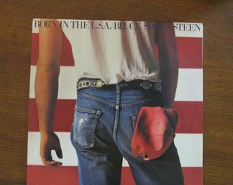 Bruce Springsteen - Born in the USA - 1984 Vinyl LP