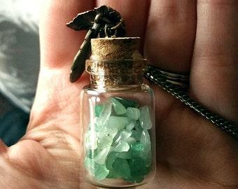 Lucky Aventurine necklace