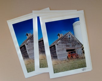 Photo Note Card #37 / Limited Edition / Digital Print