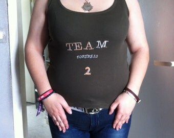 Team Fortress 2 racer tank
