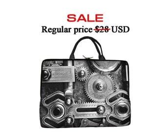 Laptop Bag 14 inches, Laptop Case, Notebook Bag, Bag for netbook, laptop sleeve, Laptop Sleeves, Gift Idea, Bag Case for Laptop, SALE