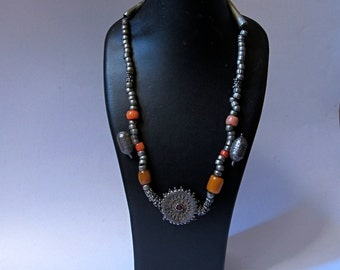 Old yemenite necklace