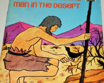 The Strange Young Man in the Desert - Arch Books Set # 8