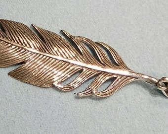 feather silver